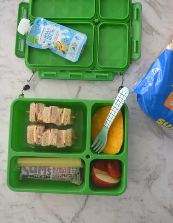 101 Lunch Box Recipes and Ideas