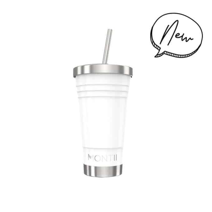 Buy MontiiCo Smoothie Cup White