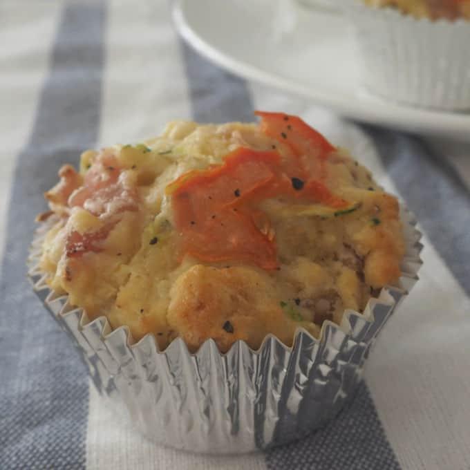 Easy Savoury Muffin Recipe