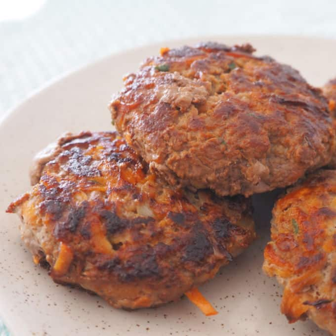 How to Make Rissoles, both regular and Thermomix instructions included.