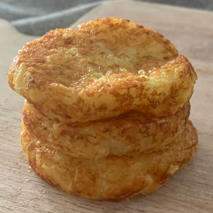 How to Make Hash Browns in a Pie Maker