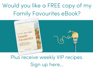Request to sign up to newsletter and receive a free eBook
