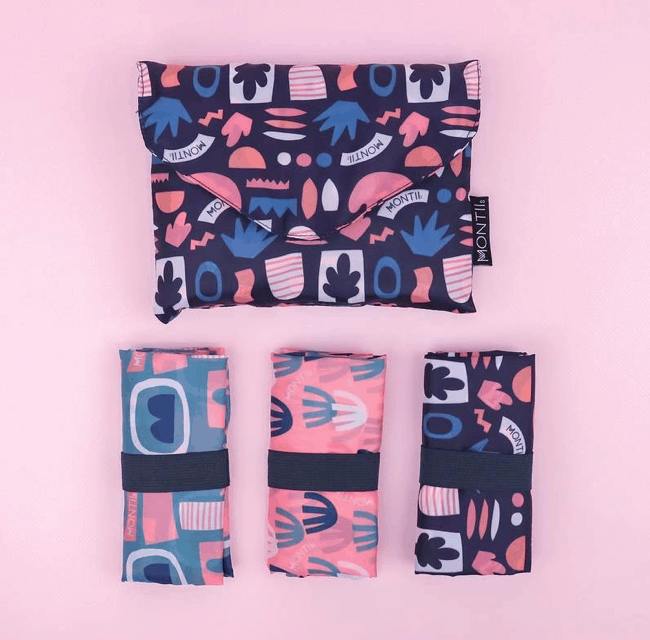 MontiiCo Shopper Bag Set