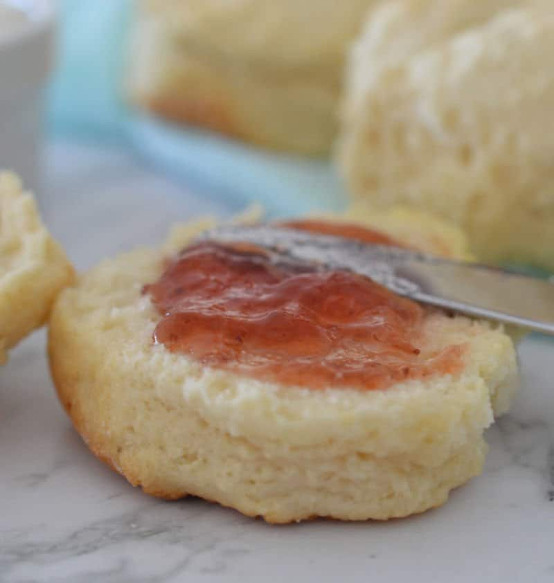 4 ingredient scones to make in your Thermomix