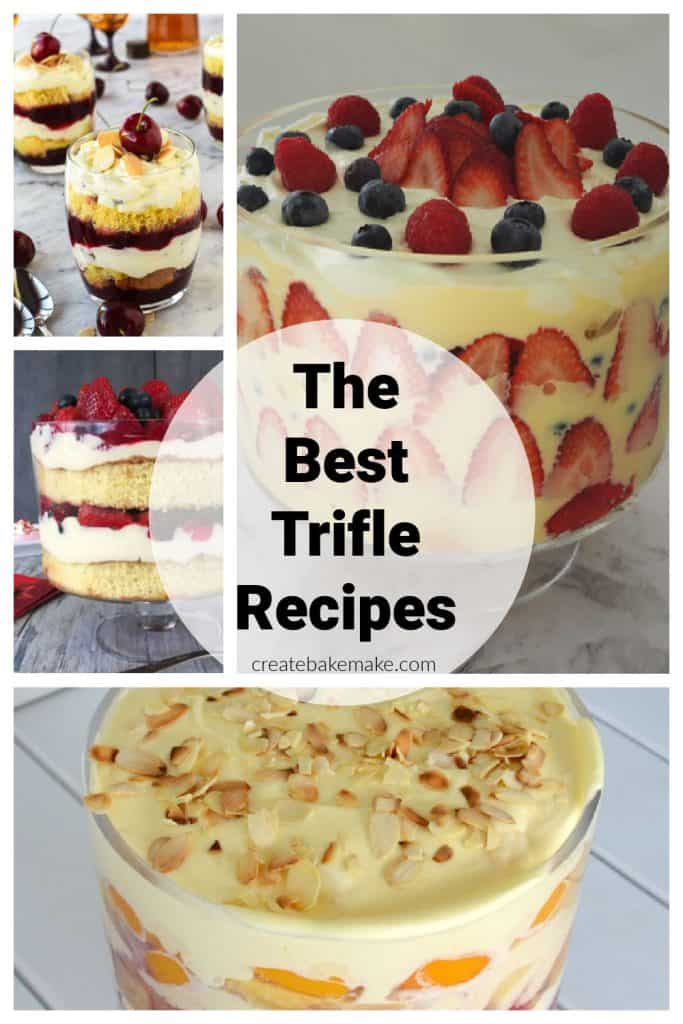 Trifle  Collage