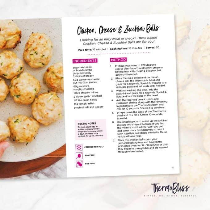 recipe from thermobliss snacks book